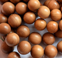 spiritual sandalwood dharma bead mala/ tespih prayer beads mala/wood beads