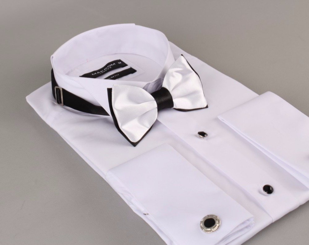 LONG SLEEVED MENS DRESS SHIRT