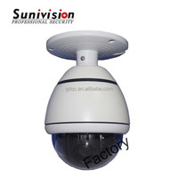 Hot sale 13 cmos ccd dome camera 600tvl