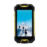 100% Original rugged android phone MTK6589 quad core smartphone GPS WIFI BT Daul SIM 2.0MP+8.0MP camera IP68 phone SNOPOW M8+