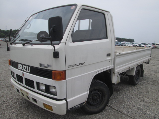 Durable and High quality used isuzu elf truck with price at reasonable prices