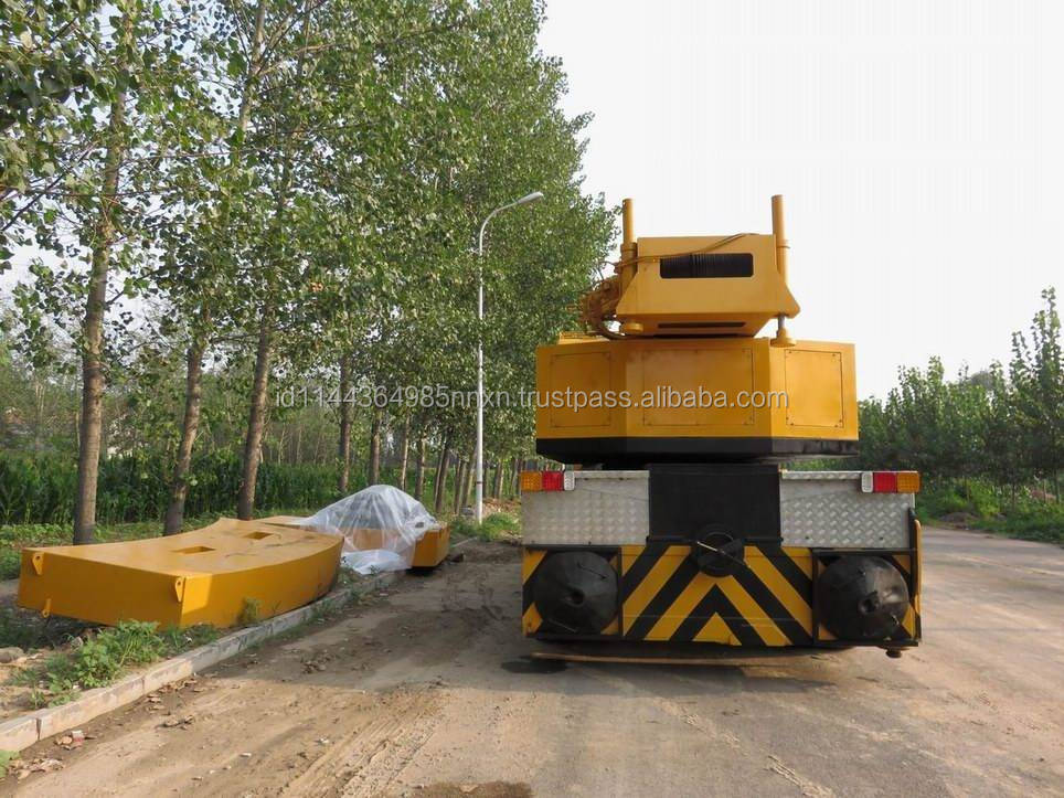 TADANO 25 ton 20 ton used truck mounted crane hot sale