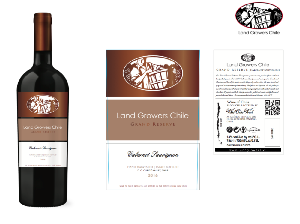 Grand Reserve Chilean Wine