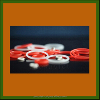 Rubber and silicone seals gasket in many kinds of industries