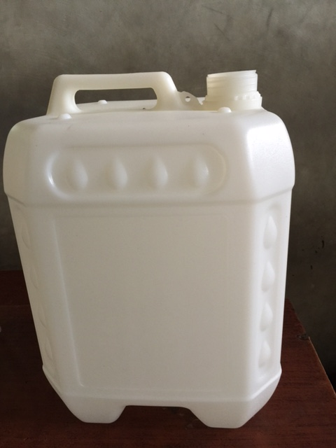 HDPE 20 Liters Plastic Carboy for Cooking Oil
