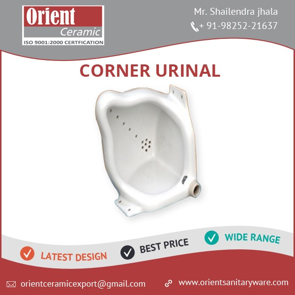 Factory Price Highly Durable Optimum Quality Urinal for Residential Use