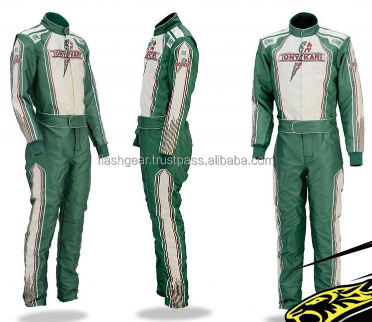 TOny Kart 2016 Model Suit, Karting Race Suit (Customized) Racing Suit, CIK/FIA Professional Karting drive