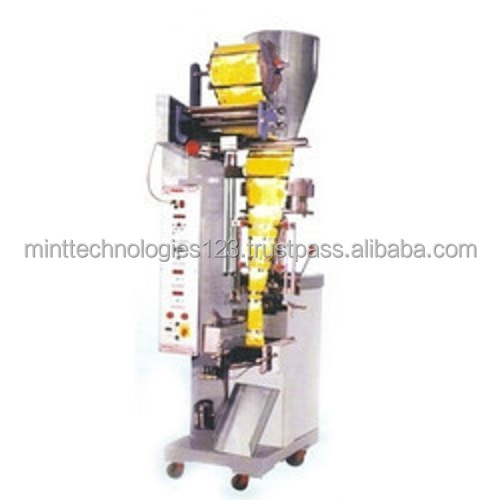 Mint Masala Pouch Packing Machine/Automatic Teabag Biscuit Cookies Packaging Machine/Automatic Pouch Packing Plant For Masala