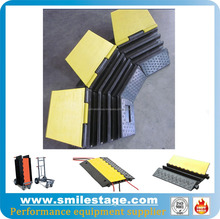 Channels guard cable ramps protector