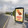 MUPI Amp LED Lightboxes Outdoor Advertisement