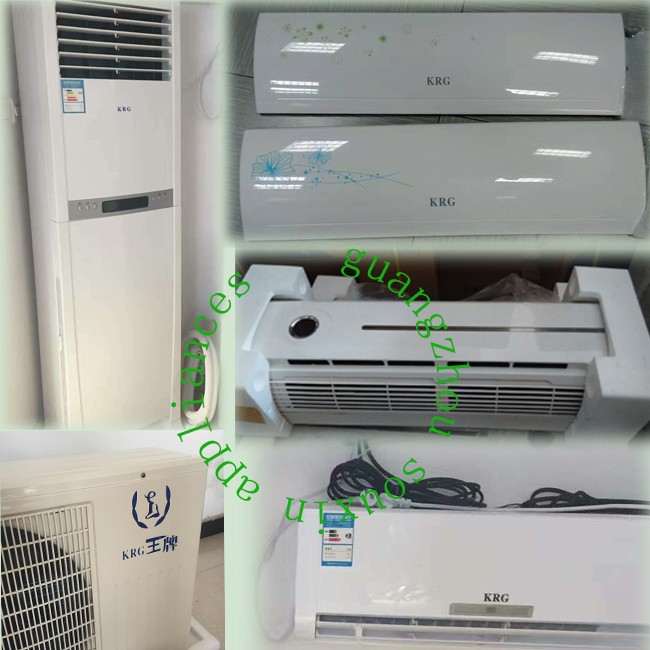 European split 24000BTU air conditioner with compressor r22 r410a gas