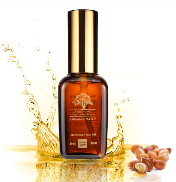 Wholesale salon hair care products organic argan oil for massage for body