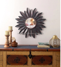 Indian Supplier handicraft metal wall mirror | wall mirrors home decor