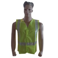 Floursent safety vest / Reflective work wear