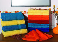 CERTIFIED ORGANIC COTTON TERRY TOWELS
