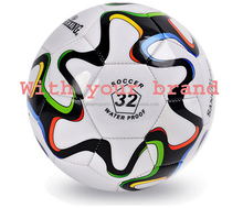 football quality made by pakistan football/soccer ball