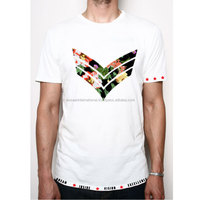 T-shirts for men custom made cotton