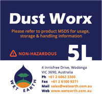 DustWorx Haul Road Dust Control Chemical