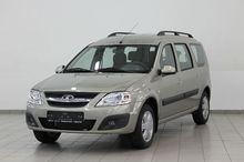 LADA LARGUS SW 5 seats - EXPORT READY