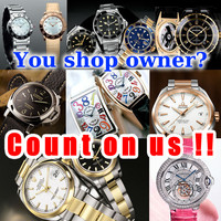 100% authentic used designer brand famous watches popular worldwide gorgeous timepieces