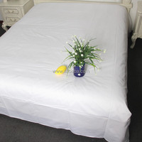 WEISDIN wholesale 100% cotton sateen quality hotel bedsheet