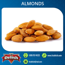 Raw Grade Almonds Available for Bulk Purchasing