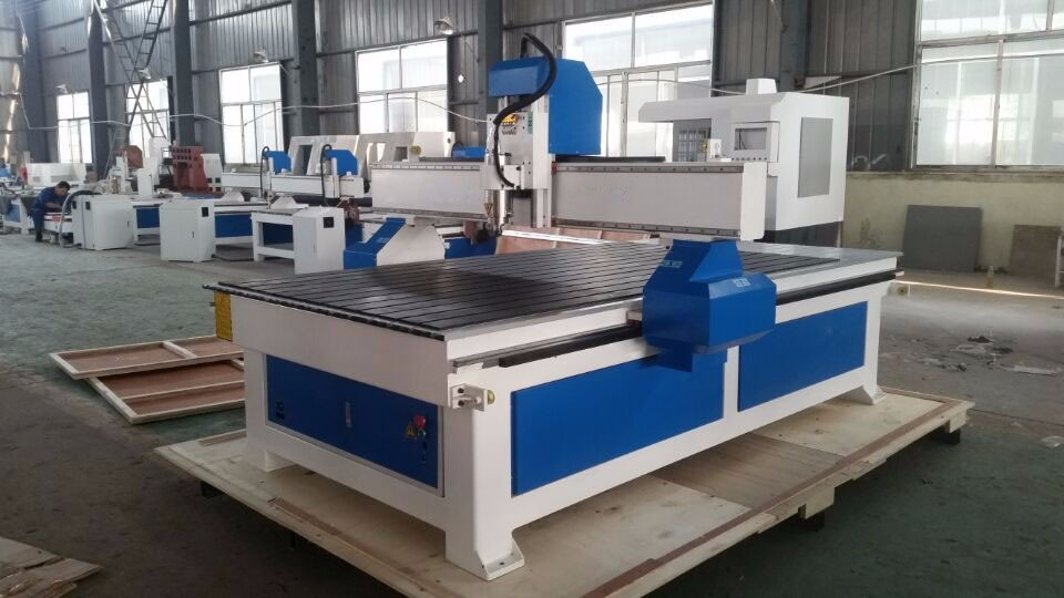 high speed 4X8ft size cnc engraving wood mdf pvc router in Jinan