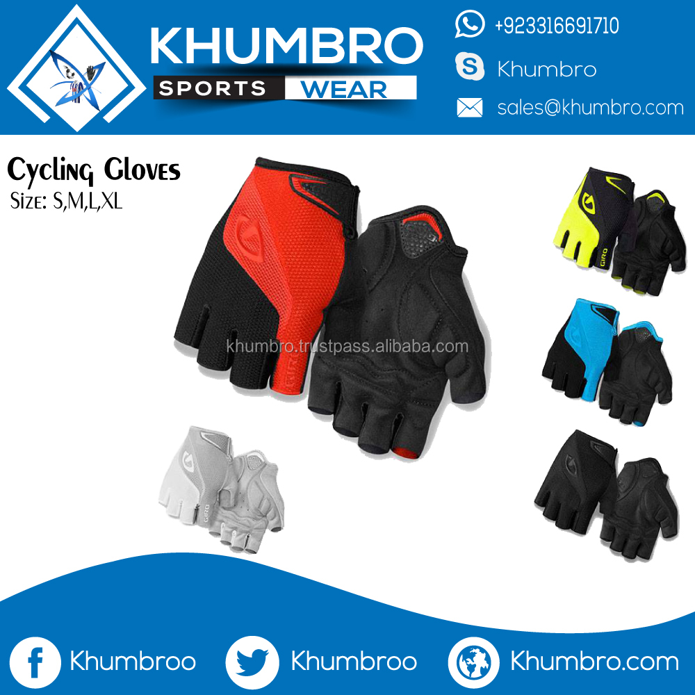Professional Men Cycling gloves Summer teams gel bike Bicycle gloves