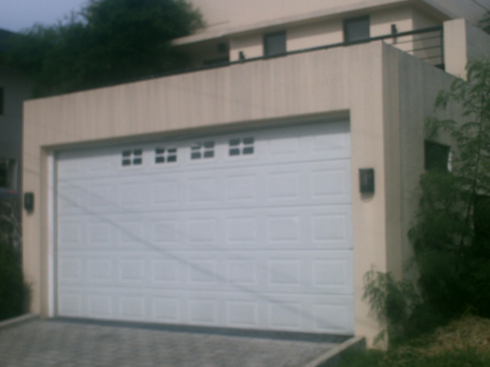 Automatic Sectional Garage Door