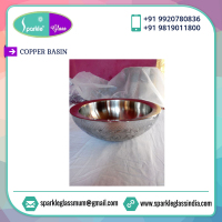 Widely Demanded Tough Built Copper/Mica/Fancy Basin for Sale Available at Reliable Price