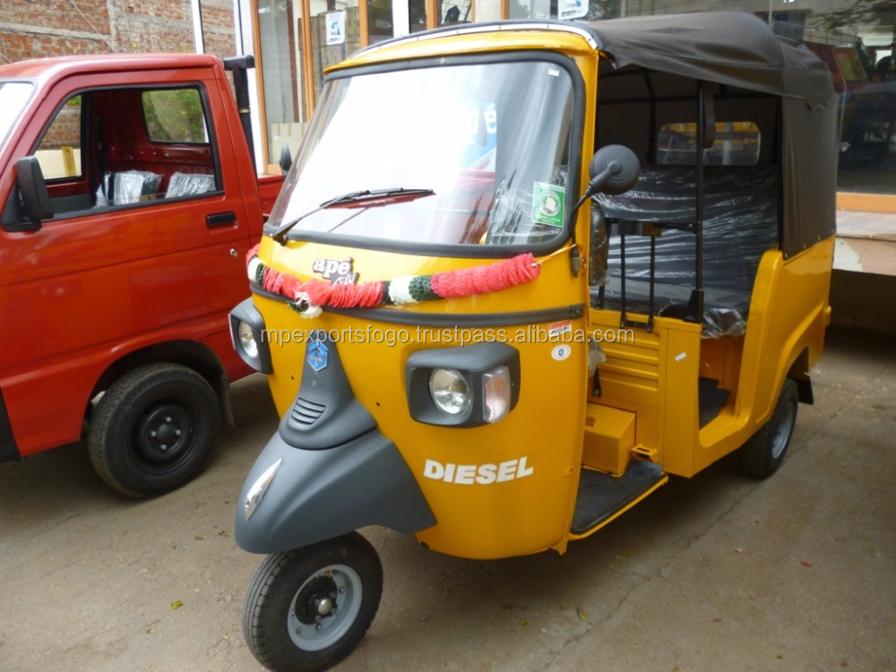 Tuk Tuk Spare parts exporters from India