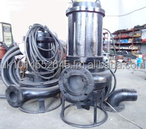 75KW/90KW/110KW/132KW-high wear-resisting submersible sand/slurry/sewage/iron ore/ mining/tailings/fly ash pump pump