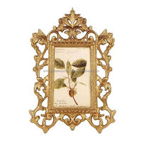 The Yellow Door Golden Vintage Photo Frame Small