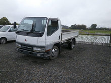 GOOD CONDITION RIGHT HAND STEERING USED CAR MITSUBISHI CANTER 1999 (MODEL: KK-FE50EB, ENGINE: 4M51)
