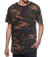 2016 Wholesale Custom Design Camouflage Clothing Cotton Military Camouflage Hunting T Shirt/Mens Camouflage Vintage Military Tee