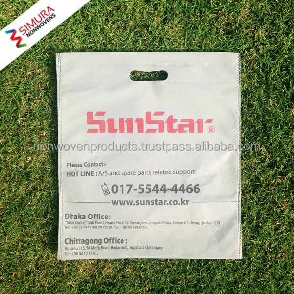 Customised Design Nonwoven Bag