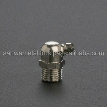 Reliable and Durable auto parts making machine grease nipple at reasonable prices , small lot order available