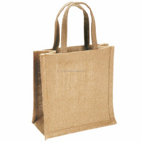 JUTE PROMOTIONAL BAG BRANDED WITH YOUR LOGO