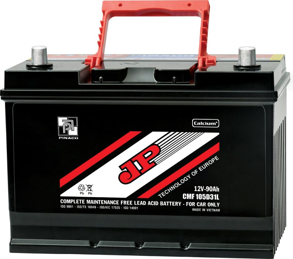 Maintenance Free Battery - CMF 105D31 (12V - 90Ah)