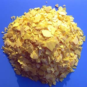 sodium sulphide yellow flakes 60%min. FE:10PPM