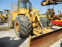 Used CAT 814B Wheel Bulldozer