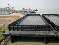 230FT x 64FT x 14FT Deck Cargo Barge