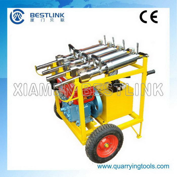 Hydraulic Stone and Rock Splitter Machine BS Series