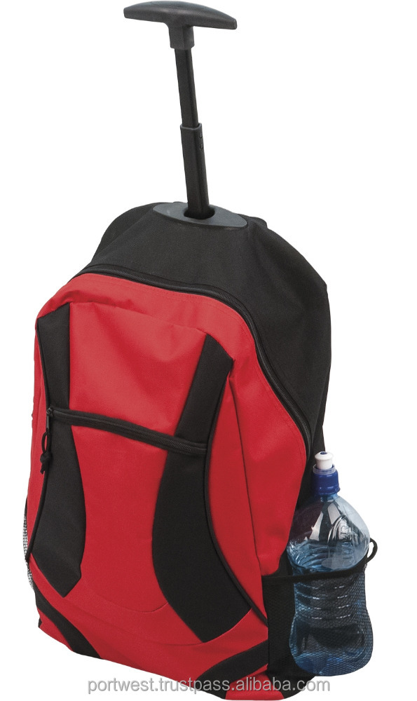 The 2 in 1 Trolley Backpack - Kitbag - Travel Bag