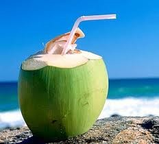 Organic 100% Pure Coconut Water