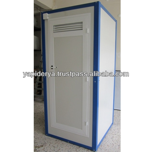 Orient Style Movable Toilet Cabin