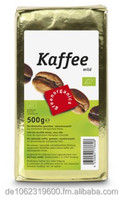 Organic roasted coffee, 500g