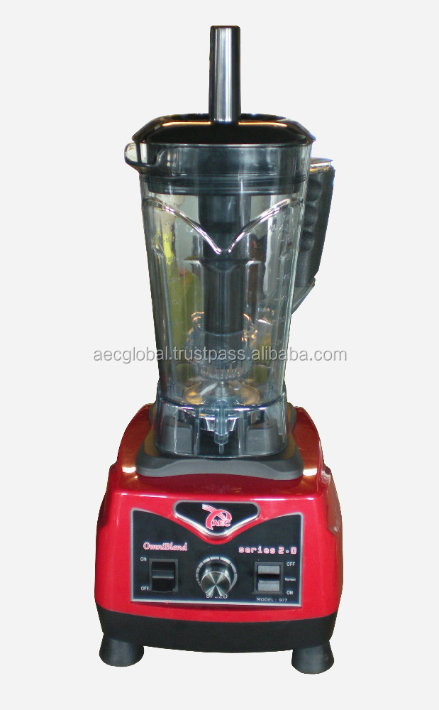 Heavy Duty Commercial Blender 2200W (AEC)