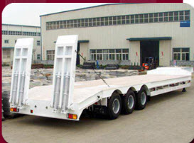 Low and Hi Bed Trailers