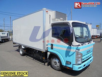 Stock # 36851 ISUZU ELF FREEZER TRUCK - 2012 USED FREEZER TRUCK FOR SALE